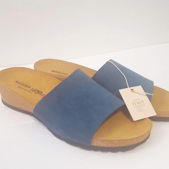 3d52587d5d Marina Luna Shoes | Comfort Wedge Womens Sandals Size 10 | Poshmark